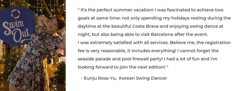 Testimonis Swim Out Costa Brava swing (1)