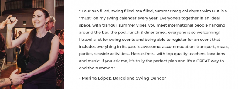 Testimonis Swim Out Costa Brava swing (2)