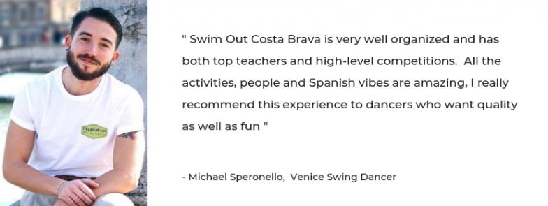 Testimonis Swim Out Costa Brava swing
